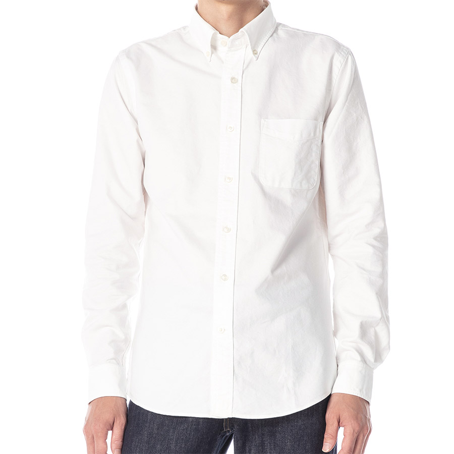 The Private Brand Zozo Launches Its Button Down Shirt Available
